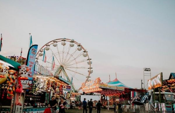 Discounted fair tickets