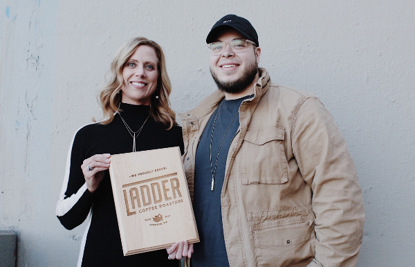Canopy Partners with Ladder Coffee for Valley Branch