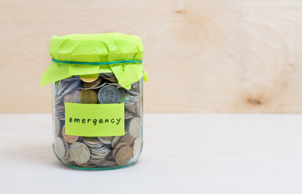 Establishing an emergency fund