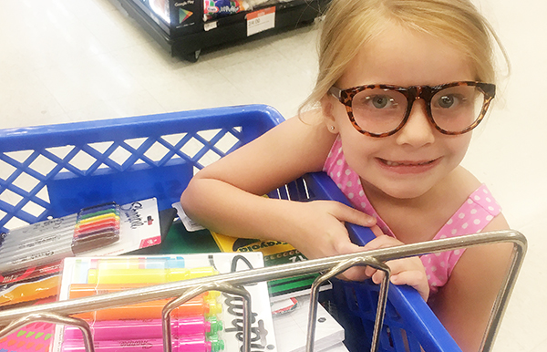 Momcents Back to School Supply Shopping Tips