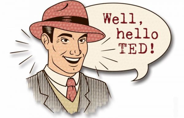 TED Is Here To Help!